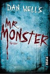 Cover Mr. Monster
