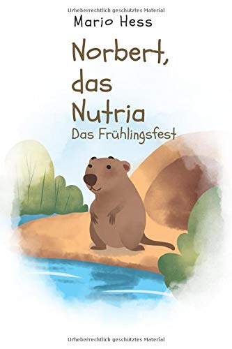 Cover Norbert das Nutria