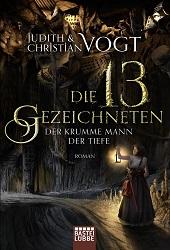 Cover Krumme Mann der Tiefe