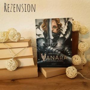 Vanara Buchcover