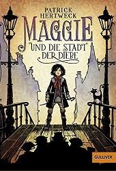 Cover Maggie und die Stadt der Diebe