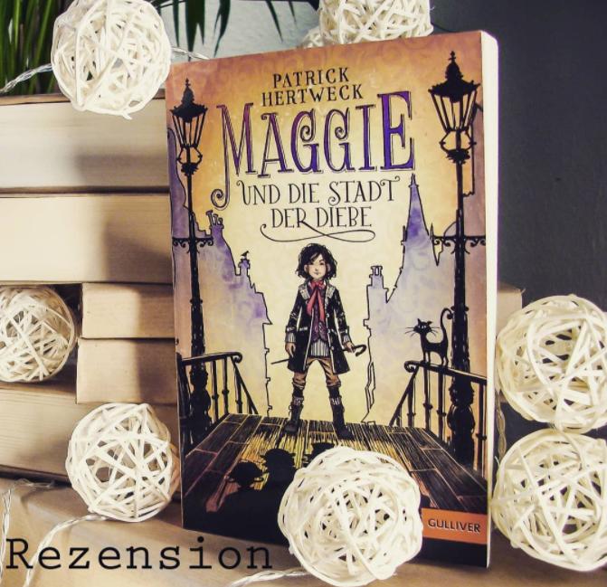 Bild zu Maggie und die Stadt der Diebe