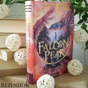 Cover zu Falcon Peak Band 1