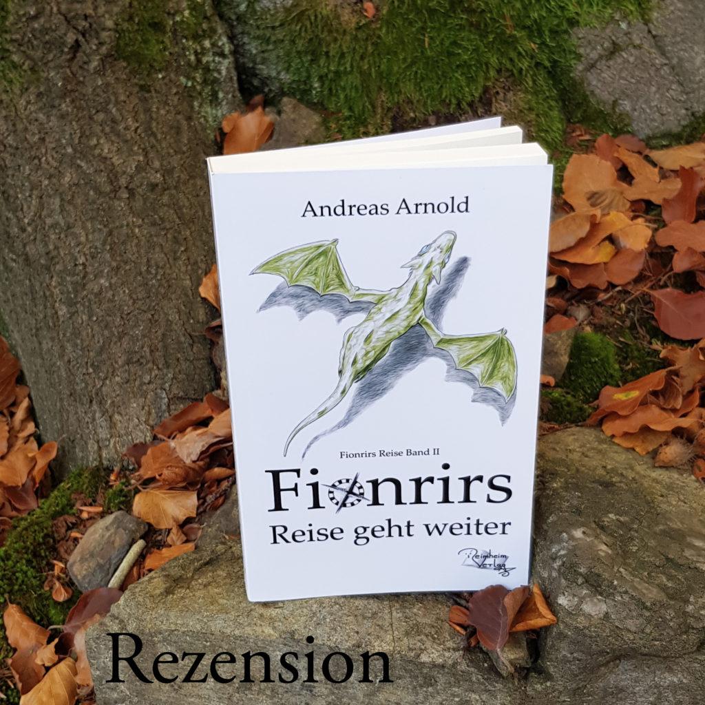 Cover zu Fionrirs Reise