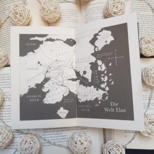 Riyria Karte Michael J. Sullivan
