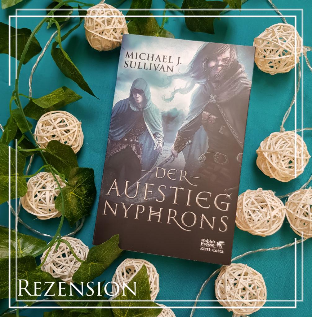 Cover  Der Aufstieg Nyphrons
