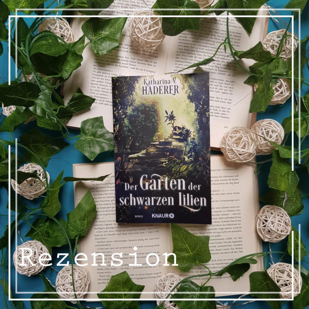 Cover Black Alchemy Band 2 Der Garten der Schwarzen Lilien